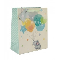 Gavepose Elefant Baby Shower