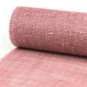 Bordløber Antik Rosa Decojute