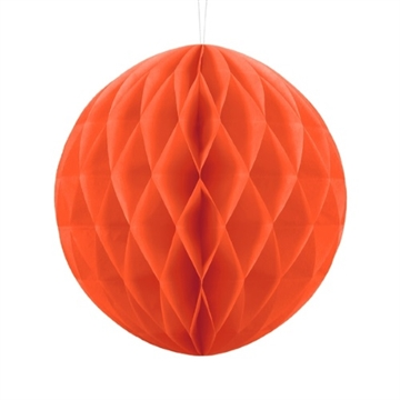 Honeycomb Orange, 30 cm