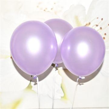 Latex Ballon Lilla