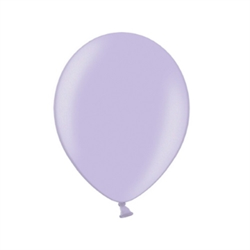 Latex Ballon Metallic Wisteria